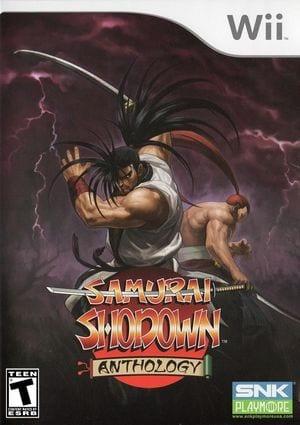 Samurai Shodown Anthology [RSSEH4]