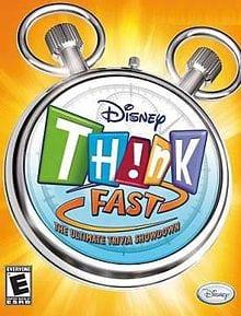 Disney Th!nk Fast- The Ultimate Trivia Showdown [RXDE4Q]