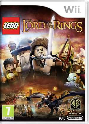 LEGO LOTR [Lord of the Rings] [WBFS]