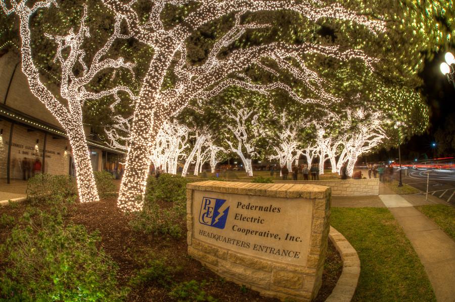 Johnson City Pec Christmas Lights | Viewdulah.co