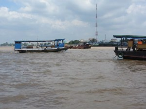 A Day On The Mekong