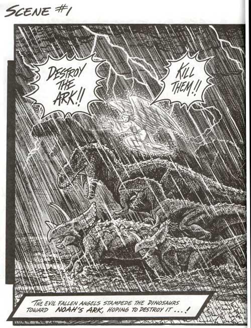 Destroy the ark!