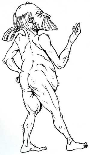 Nude Model No. 2,The Nudist