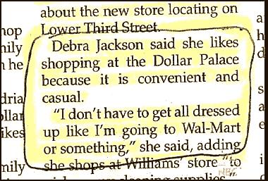 Wal-Mart formal wear