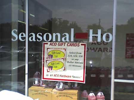 Seasonal Ho