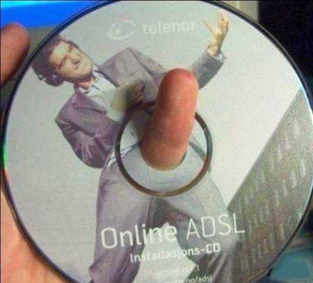 Unfortunate CD art