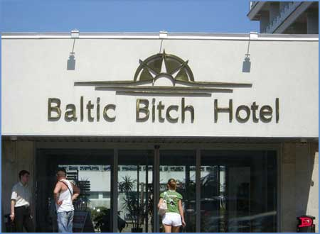 Baltic Bitch