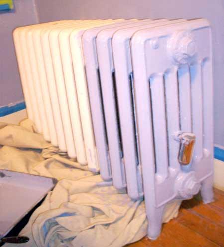 No more radiators!