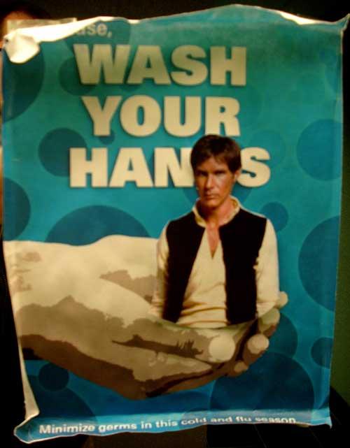 Wash your Hans