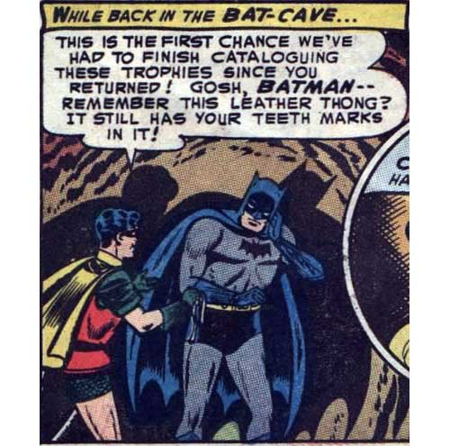Captiontime #229, Special Batman Edition