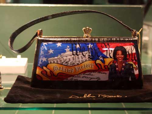Obama purse