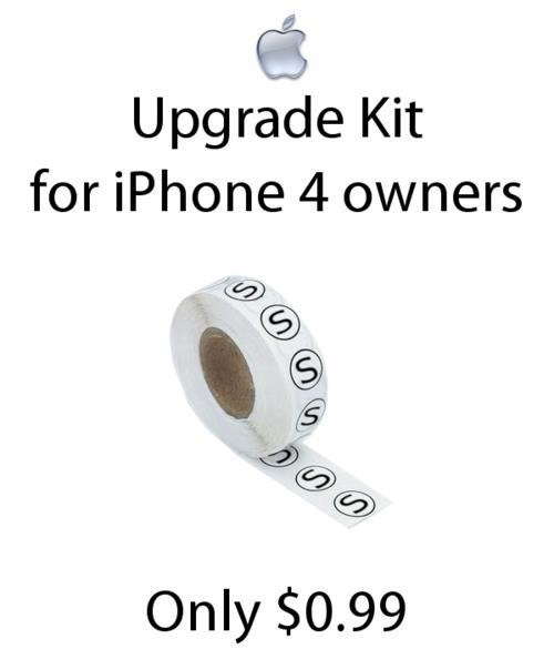 Upgrade KIt for iPhone 4 owners