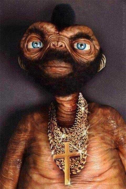 Mr. E.T.