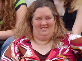 Honey boo boo's Mama June