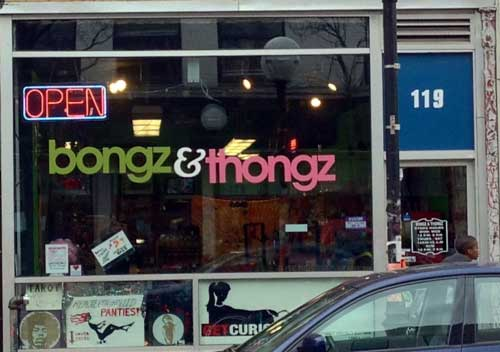 Bongz & Thongs