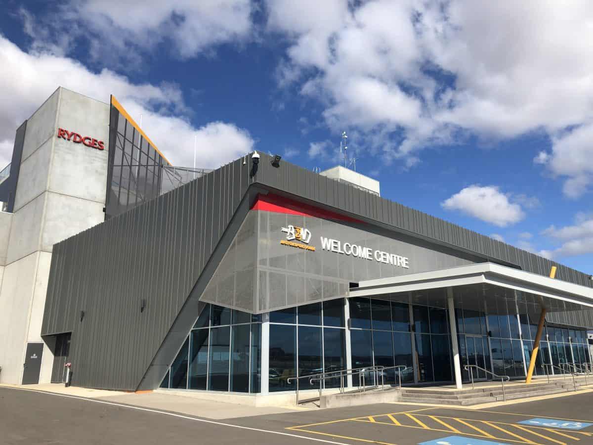 The Bend Motorsportpark