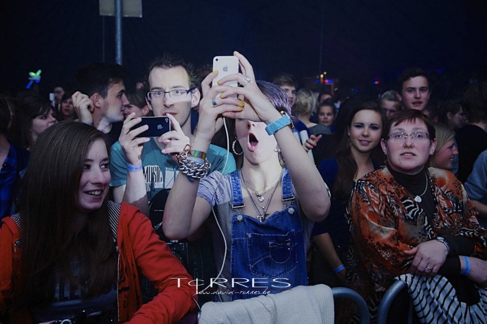 Concert fotograaf 2 Fabiola
