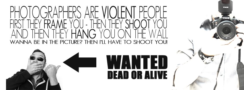 photographers violent people