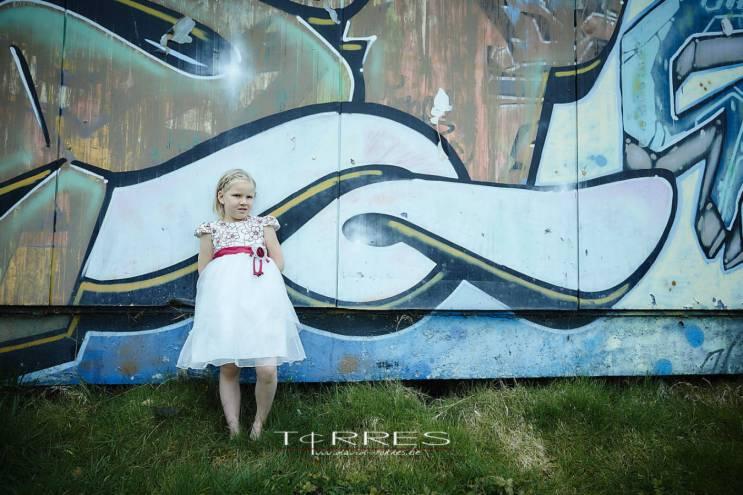 communie foto's Myrthe