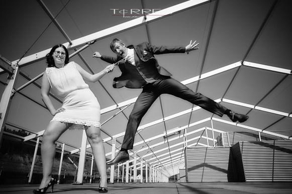 Huwelijksfotograaf Mandy & Stefaan