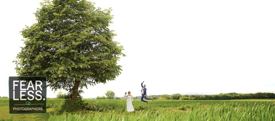 Romantische huwelijksfotograaf