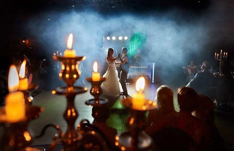Openingsdans,huwelijksreportage,Cindy & William, huwelijksfotograaf D. Torres