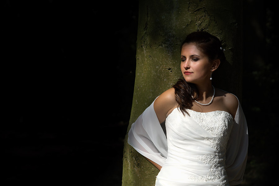 huwelijksfotograaf bruid