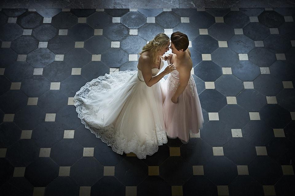Huwelijksfotografie leuke