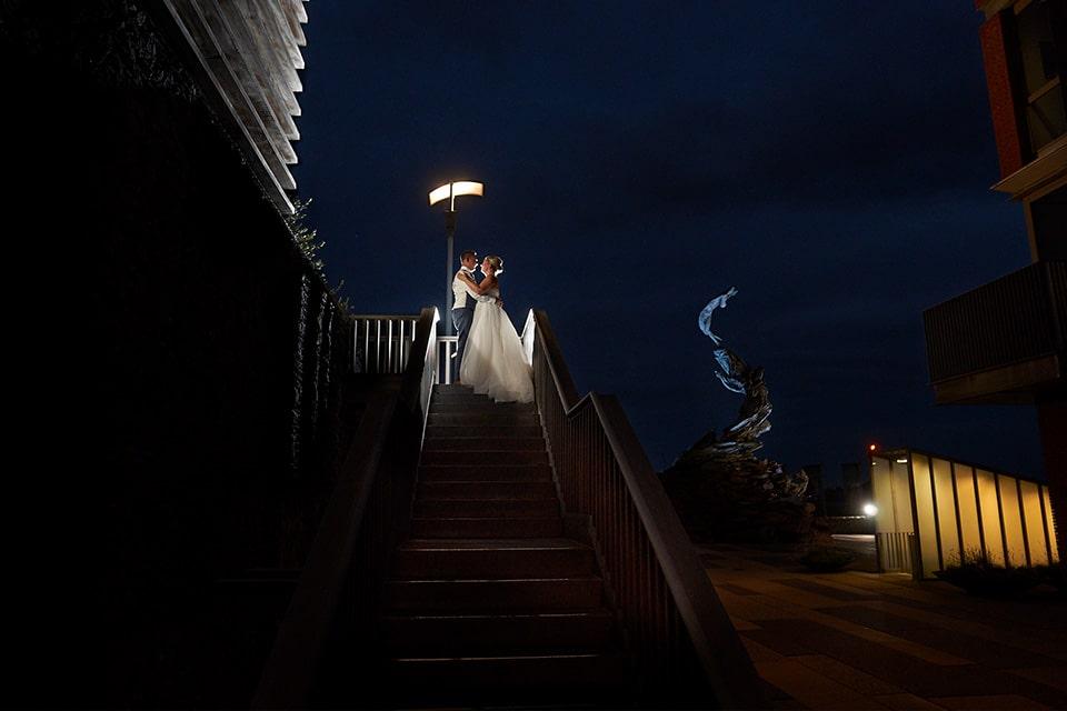 ongewone huwelijksfotografie