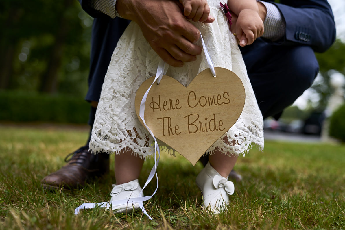 moderne bruidsfotograaf
