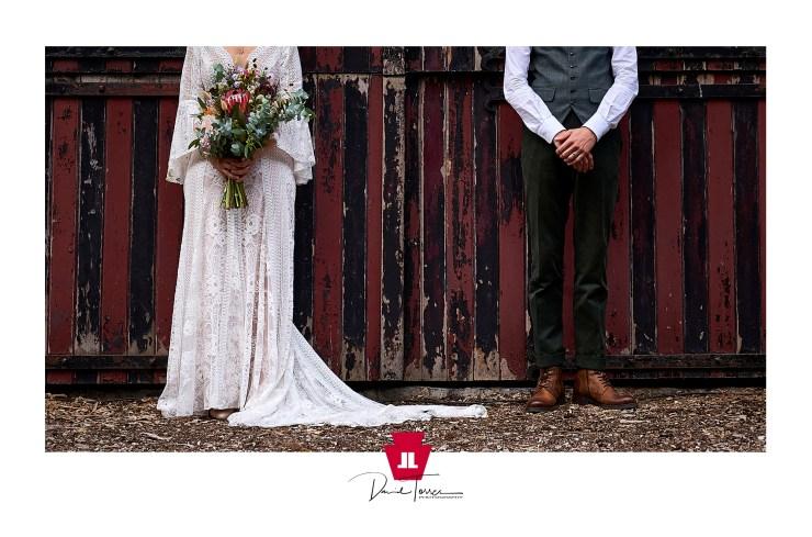 romantische huwelijksfotografie