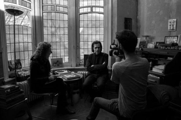 Interview bij dr. Dirk de Wachter