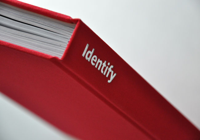 Identify by Chermayeff & Geismar