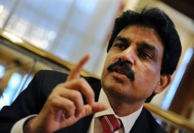 Shahbaz Bhatti - Pakistan's outstanding Minister for Minorities murdered two years ago.