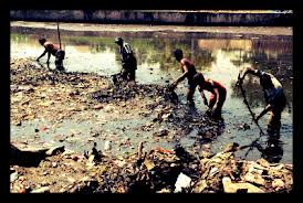 Manual scavenging involves cleaning human excrement and is uniquely performed by dalits as a consequence of their caste. The number engaged in this occupation is not known for certain, but it may be as high as, or higher than, the equivalent of the population of Birmingham.