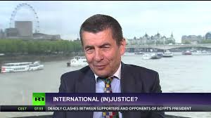 Sir Geoffrey Nice QC will be among the speakers