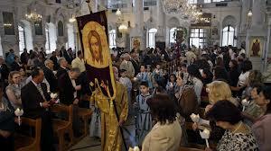 Syria Syrian church congregation