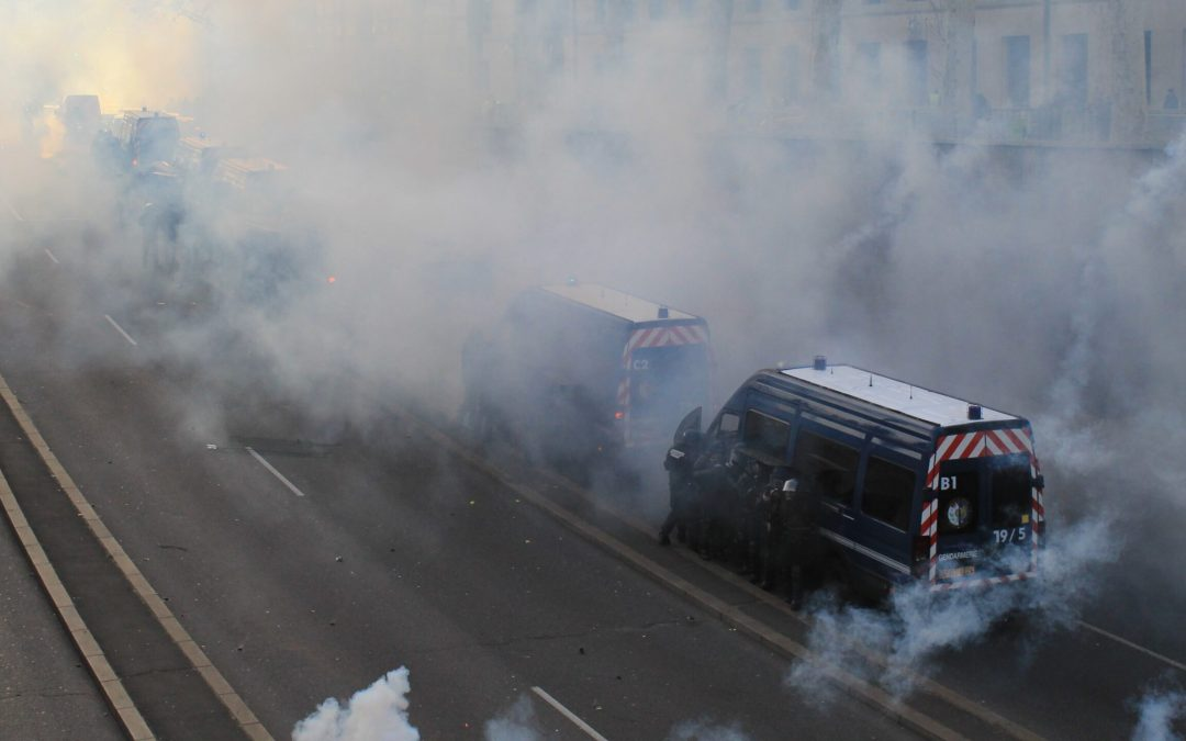 Government Minister confirms that the Home Office and Foreign and Commonwealth Office are assessing the impact and legal ramifications of the National Security Law, including for current extradition arrangements. And Government's response to examples of tear gas misuse in 22 countries including the territory of Hong Kong