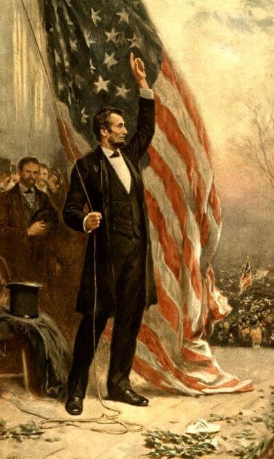 """Abraham Lincoln was right….""""There is no grievance that is a fit object of redress by mob law."""""""
