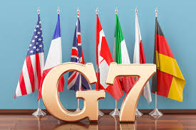 G7 Foreign Ministers Announce That They Stand With Hong Kong.  CCP's Amazing Achievement in Uniting  Foreign Ministers of Canada, France, Germany, Italy, Japan, the United Kingdom and the United States of America and the High Representative of the European Union