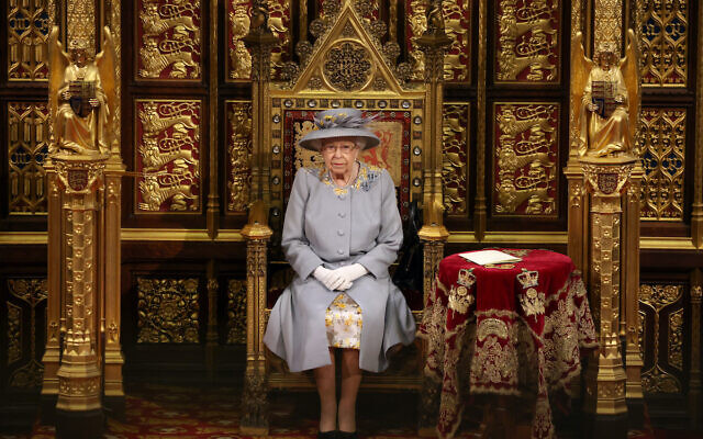 """Queen's Speech Debate """"Uphold human rights and democracy across the world"""" 19th May 2021"""