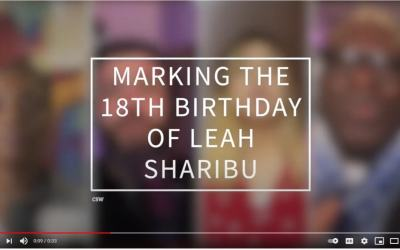 Here I tell the story of Leah Sharibu's abduction and the plight of many others like her. Don't forget her this week – on what should have been a landmark birthday celebrated with her family