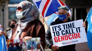 House of Lords Library Briefing On Next Thursday's Debate on Bringing The Perpetrators of Genocide To Justice. Background posts on Uyghurs in Xinjiang, Rohingya in Burma, Tigray, Nigeria, Yezidis, and Armenians.