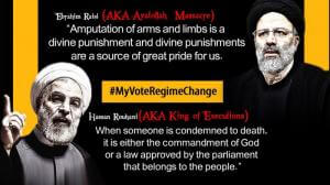 """U.K. Government asked, given the alleged role of Ebrahim Raisi in Iran's  extrajudicial executions in the 1980s and in subsequent executions and impunity and his statement that """"amputation of arms and limbs is a divine punishment and divine punishments are a source of great pride for us"""" how does the Government view the prospect of his election as Iran's President in the forthcoming elections."""