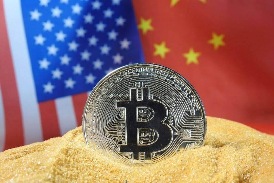 China vs US Bic coin