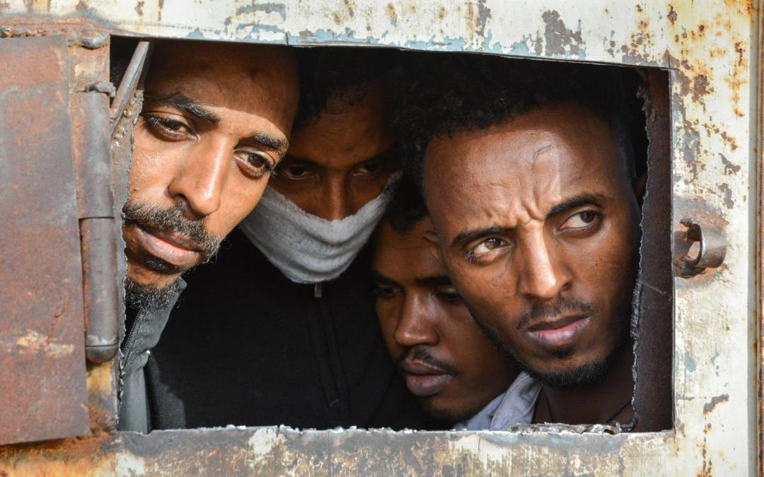 Human Rights Concern – Eritrea  reports that 5000 Eritrean Refugees are in Danger in Libya
