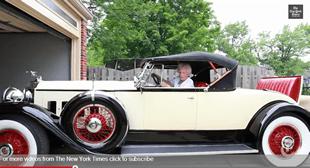 Beautiful 1930 Packard