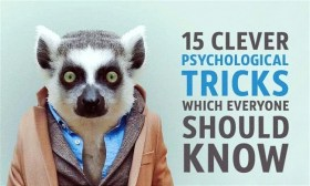 15 clever psychological tricks which everyone should know