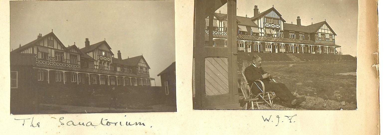 Mundesley Sanatorium 1901