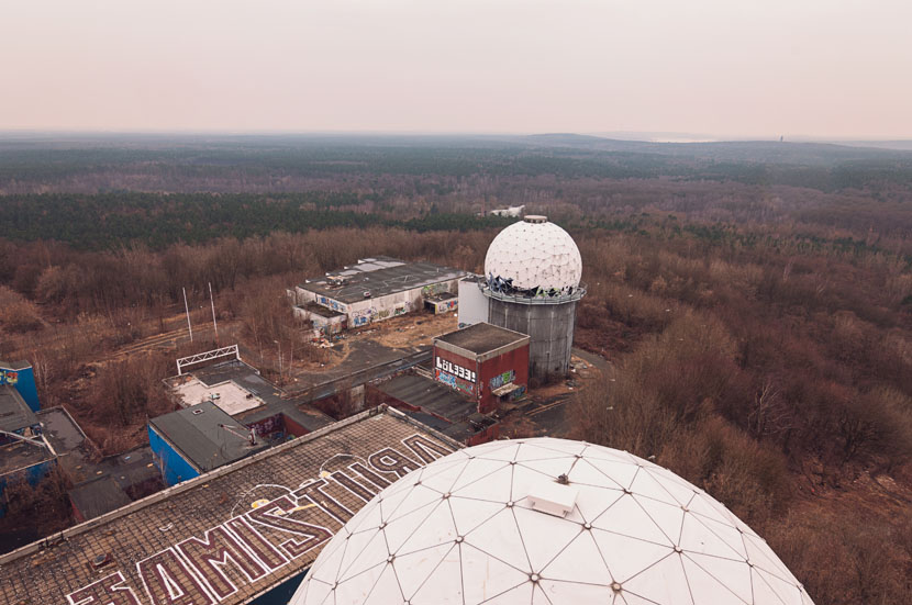 Teufelsberg Radar Station (Germany)